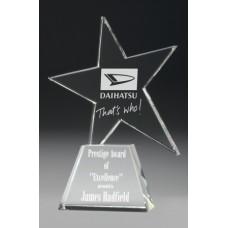 Crystal Star Award 210mm