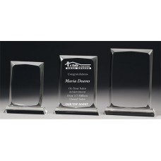 Crystal 20mm Billboard Award 160mm