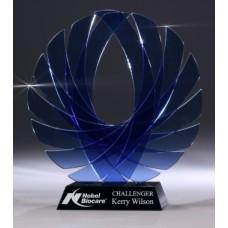 Crystal Phoenix Award 250mm