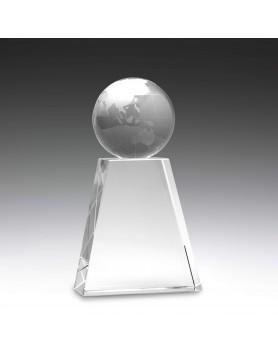 Crystal Geo Tower Award 180mm