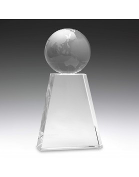 Crystal Geo Tower Award 210mm