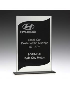 Glass Value Mirror Award 165mm