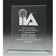 Jade Glass Classic Award 160mm