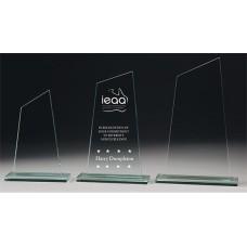 Jade Glass Budget Summit Award 175mm