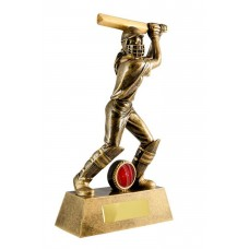 Cricket All Action Batsman Female 160mm