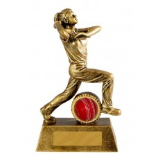 Cricket All Action Bowler Female 160mm