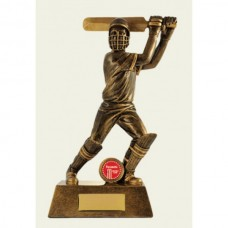 Cricket All Action Batsman Male 185mm