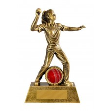 Cricket All Action Fielder Female 160mm
