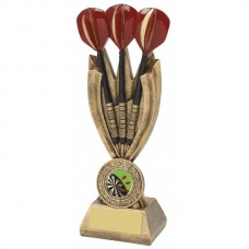 Darts Resin Trophy 205mm