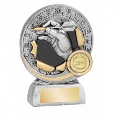 Darts Resin Trophy 135mm