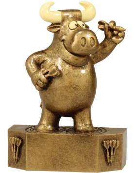 Darts Bull Prize Character 135mm