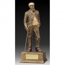 Old Tom Morris Golf Trophy 240mm