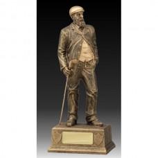 Old Tom Morris Golf Trophy 240mm