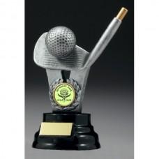 Golf Iron Trophy 180mm