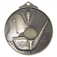 Golf Medal Victory 52mm