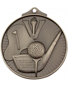 Medal - Golf Silver Victory
