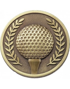 Golf Medal/Coin Prestige 60mm