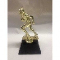 Gridiron Running Figurine on Base 165mm