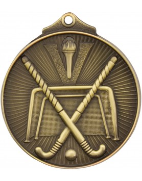 Medal - Hockey Gold Victory