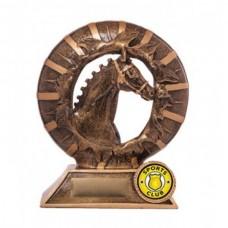 Horse Head 3D Breakthrough 150mm