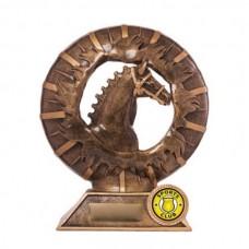 Horse Head 3D Breakthrough 175mm