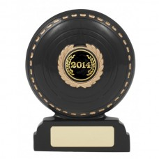 Lawn Bowls Resin Trophy 105mm