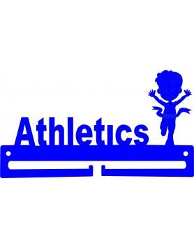 Medal Hanger Athletics Boy 3mm
