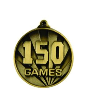 Games Medal - 150 Games