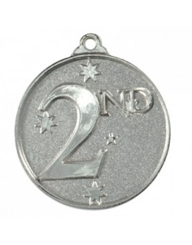 Generic Heavy Stars Medal - 2nd