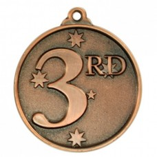 Generic Heavy Stars Medal - 3rd
