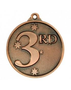 Generic Heavy Stars Medal - 3rd