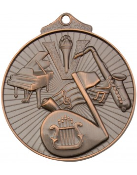 Medal - Music Bronze Victory