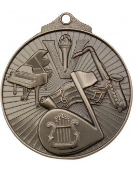 Medal - Music Silver Victory