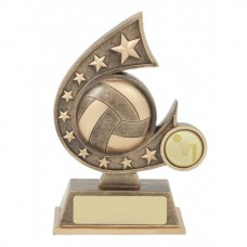 Netball Resin Trophy 150mm