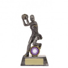 Netball All Action Hero 160mm