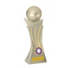Netball Curve Ball Series 150mm