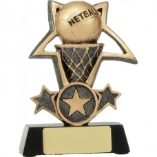 Netball Bursting Star 110mm