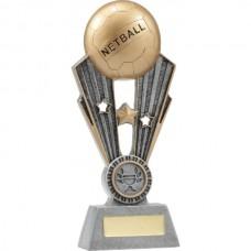 Netball Fame 195mm