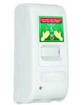 Wall Mounted Hand Sanitiser Dispenser