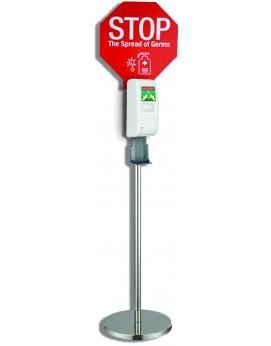 Free Standing Dispenser Station