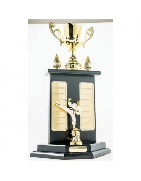Perpetual Trophy Matt Black 535mm