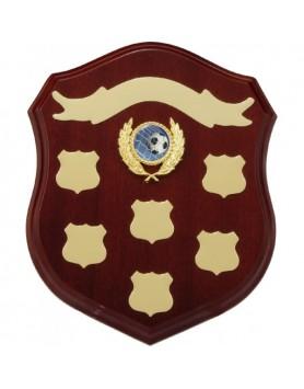 Perpetual Timber Shield Mahogany 210mm