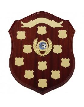 Perpetual Timber Shield Mahogany 280mm