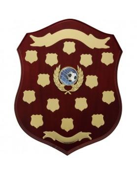 Perpetual Timber Shield Mahogany 400mm