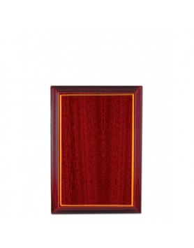 Timber Plaque (Budget) Wider Wood Grain 175mm