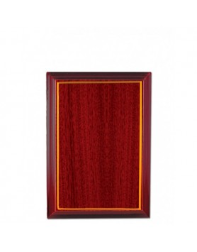 Timber Plaque (Budget) Wider Wood Grain 200mm