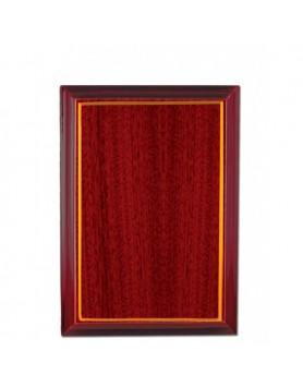Timber Plaque (Budget) Wider Wood Grain 225mm