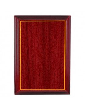 Timber Plaque (Budget) Wider Wood Grain 250mm
