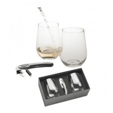 Wine Glass (2) Set