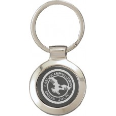 Key Ring Round with 25mm Insert